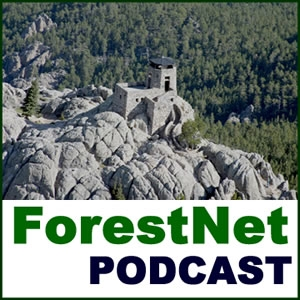 Forest Podcast by Gary C. Chancey
