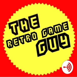 The Retro Game Guy by Shane