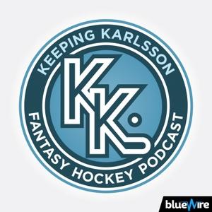 Keeping Karlsson Fantasy Hockey Podcast by Elan Dubrofsky and Brian Kom