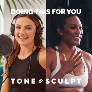 Doing This For You | Tone & Sculpt by Krissy Cela
