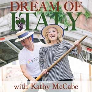 Dream of Italy by Kathy McCabe