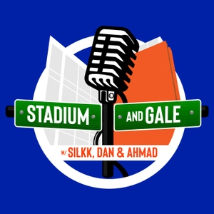 Stadium and Gale by The Big 3 Roll Up Network