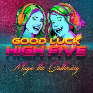 Good Luck High Five by Maria Bartholdi & Meghan Wolff