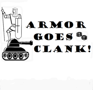Armor Goes Clank! by Mark and Brian