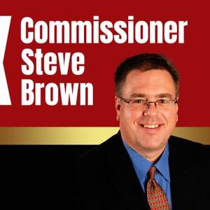 Commissioner Steve Brown by Steve Brown: Bannock County Commissioner