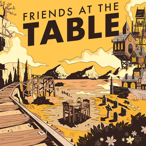 Friends at the Table by friendsatthetable