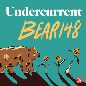 Undercurrent: Bear 148 by The Narwhal