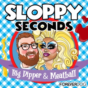 Sloppy Seconds with Big Dipper & Meatball by Forever Dog