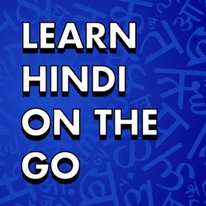 Learn Hindi On The Go by Jaibodh Pandey
