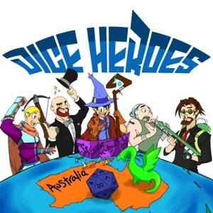 Dice Heroes by GM Tondi