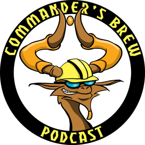 The Commander's Brew Podcast by Andy Hull & Sean Tabares