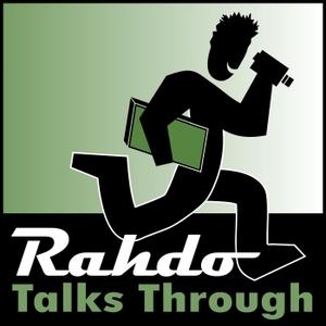 Rahdo Talks Through by Richard Ham