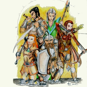 Bonus Action | A Dungeons and Dragons and Roleplaying Series by Bonus Action