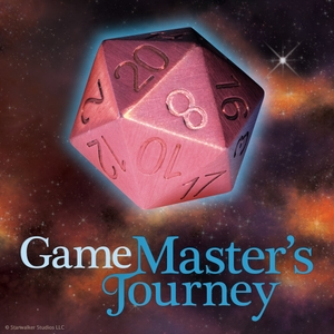 Game Master's Journey by Lex Starwalker