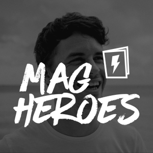 Mag Heroes by Dan Rowden