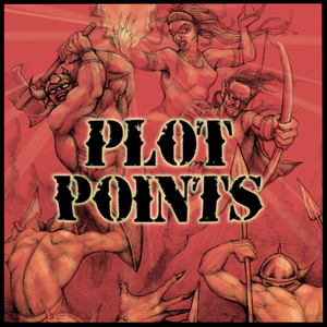 Plot Points by Ben Riggs