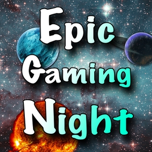 Epic Gaming Night Podcast | Board Games Table Top & Card Games by Roy Cannaday