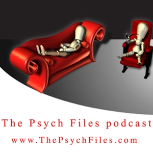 The Psych Files by Michael Britt