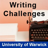 Writing Challenges by University of Warwick