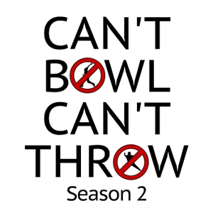 Can't Bowl Can't Throw Cricket Show by Dan Liebke
