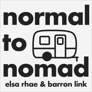 Normal to Nomad by Elsa Rhae and Barron Link