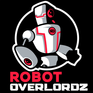 Robot Overlordz by Mike Johnston