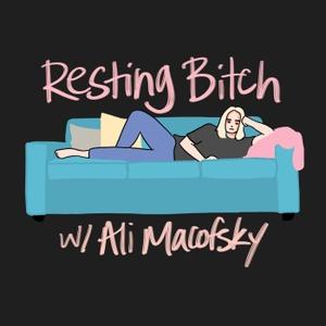 Resting Bitch with Ali Macofsky by Ali Macofsky