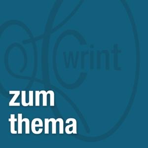 WRINT: Zum Thema by Holger Klein