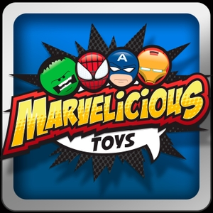 Marvelicious Toys by Venganza Media Inc.