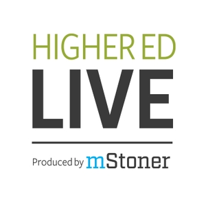 Higher Ed Live by mStoner Inc.