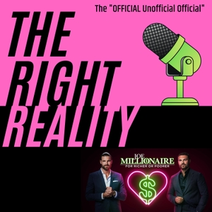 The Right Reality Podcast   MTV's The Challenge by The Right Reality