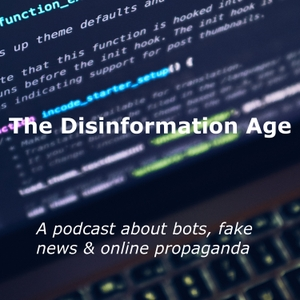 The Disinformation Age by Mike Hind
