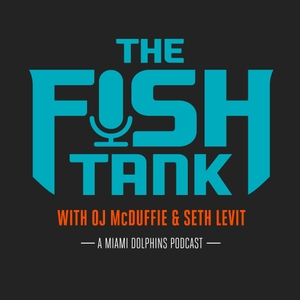 The Fish Tank: Miami Dolphins Tales From The Deep by O.J. McDuffie and Seth Levit