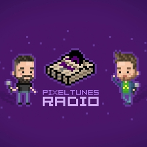 PixelTunes Radio VGM Podcast by Ed Wilson, Mike Levy