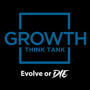 "Growth Think Tank (fka ""Leaders in the Trenches"") by Gene Hammett interviews business experts including Chris Brogan, Hal Elrod,"