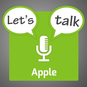 Let's Talk Apple by Bart Busschots