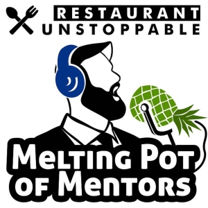 Restaurant Unstoppable with Eric Cacciatore by Inspiring interviews with todays most successful restaurateurs 2-days a wee