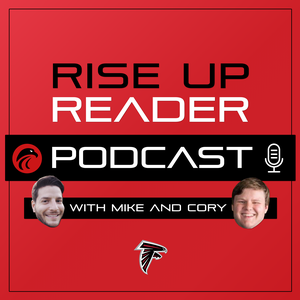 The Rise Up Reader Atlanta Falcons Podcast by Michael Aprile
