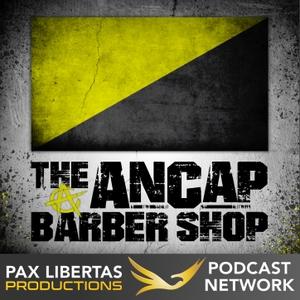 The Ancap Barber Shop by Scott McDonald