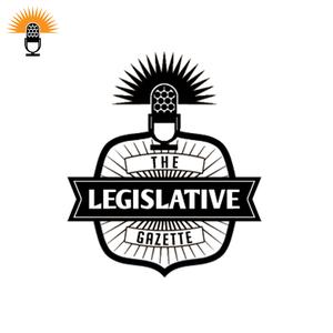 The Legislative Gazette by David Gustina
