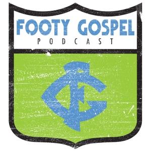 The Footy Gospel by Fizz Button Media