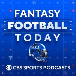 Fantasy Football Today by CBS Sports, Fantasy Football, NFL, Gus Edwards