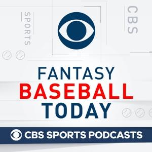 Fantasy Baseball Today by CBS Sports, Fantasy Baseball, MLB, MiLB