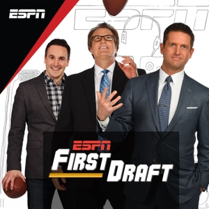 First Draft by ESPN, Mel Kiper Jr., Todd McShay, Chris Sprow