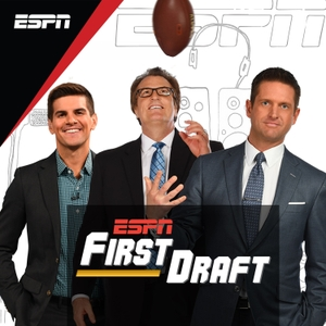 First Draft by ESPN, Mel Kiper Jr., Todd McShay, Field Yates