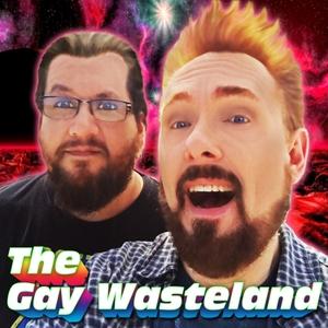 The Gay Wasteland by Logan Frohn