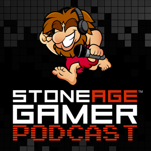 The Stone Age Gamer Podcast by Geekade
