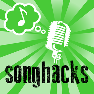The Songhacks Podcast by Al Southgate explores the world of songwriting