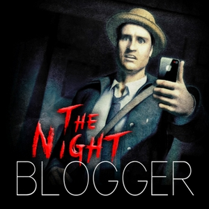 The Night Blogger by Al Bruno III