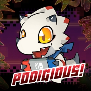 Podigious! A Digimon Anime Podcast!